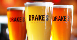 Drakes beer